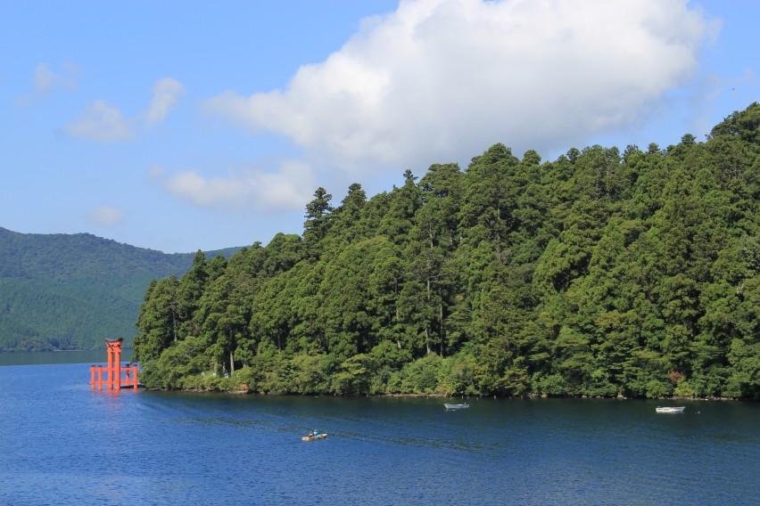 lago-ashinoko