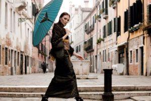 Sfilata di kimono tra tradizione e contemporaneità @ Fondazione Luciana Matalon
