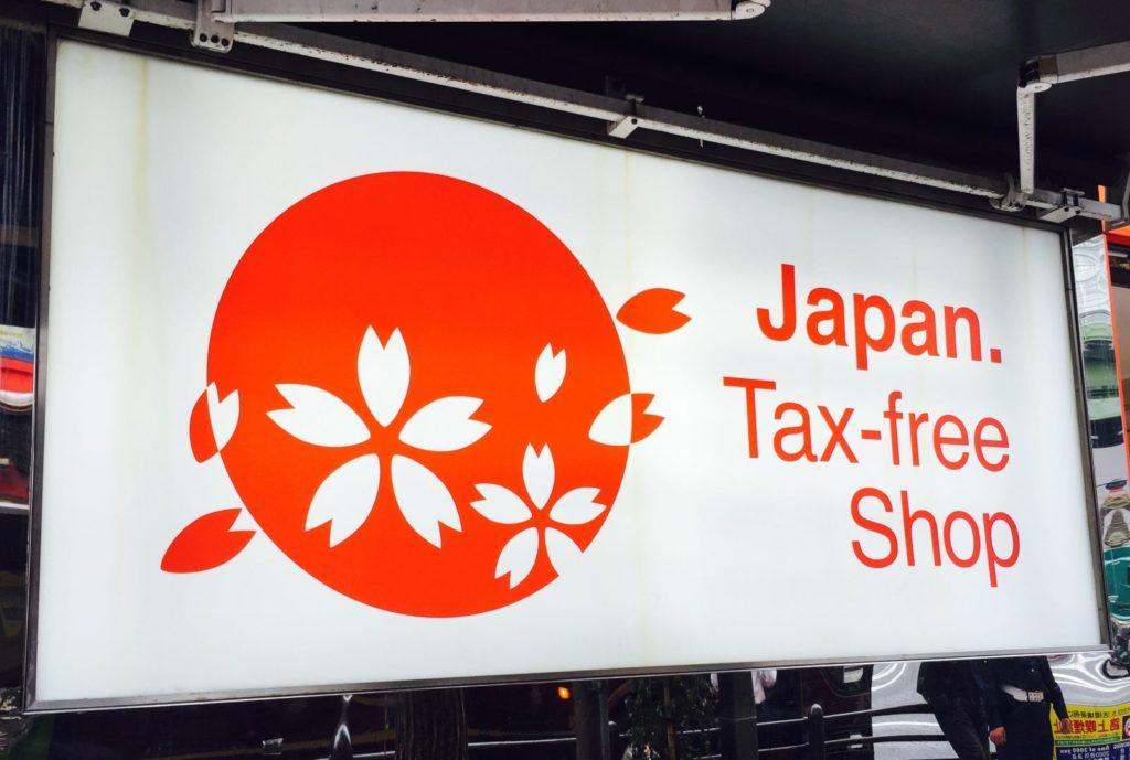 Giappone Tax Free