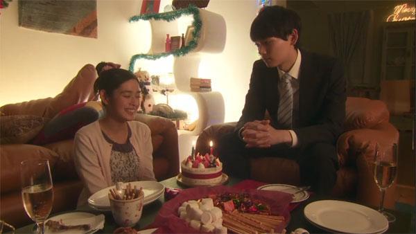 torta di natale giapponese kurimasu keki itazura na kiss