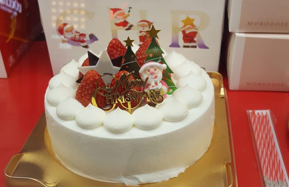 Torte Decorate Per Natale kurimasu keki, la torta di natale giapponese | ohayo!