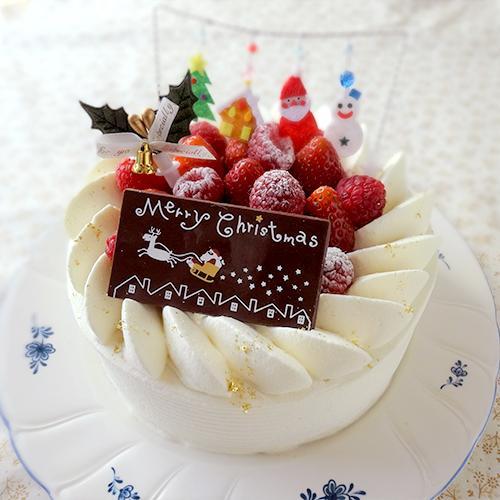 torta di natale giapponese kurimasu keki