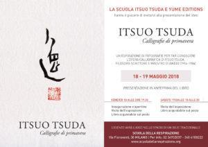 Itsuo Tsuda – Calligrafie di Primavera