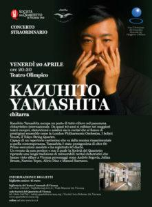 RECITAL CHITARRA Concerto Straordinario di Kazuhito Yamashita @ Vicenza