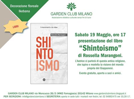 Presentazione del libro SHINTOISMO di Rossella Marangoni @ Milano
