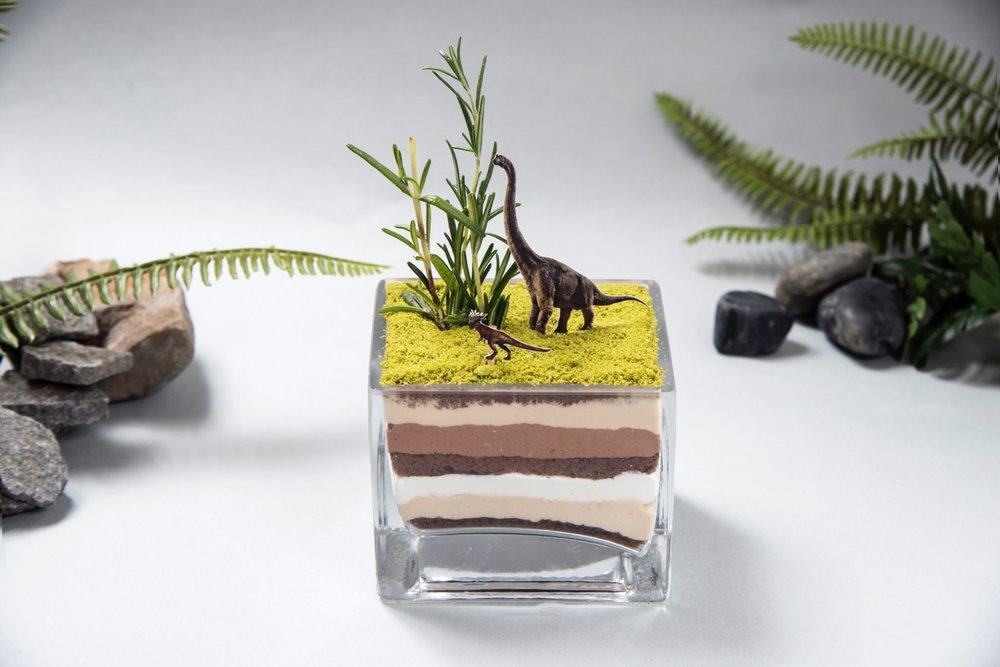 parfait jurassic world