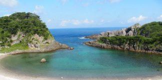 tomari shikine tokyo spiaggia