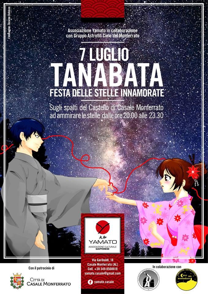 Tanabata Casale Monferrato