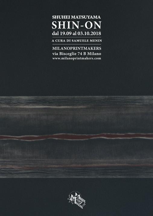 Mostra personale di Shuhei Matsuyama - SHIN-ONE @ Milano