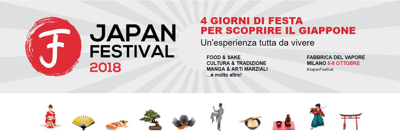 Japan Festival 2018 @ Milano
