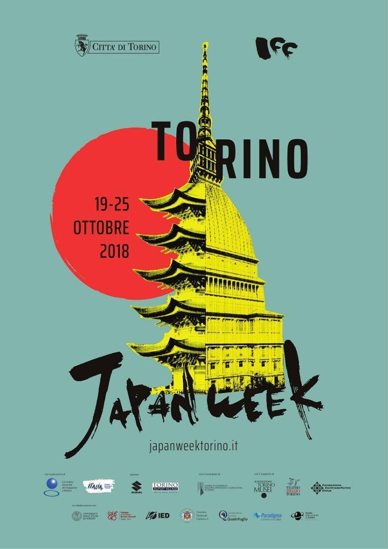 TORINO JAPAN WEEK 2018 @ Torino