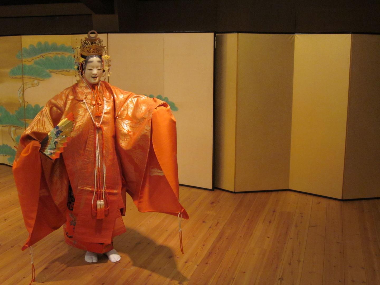 Workshop di Shimai, danze del teatro noh giapponese @ Milano