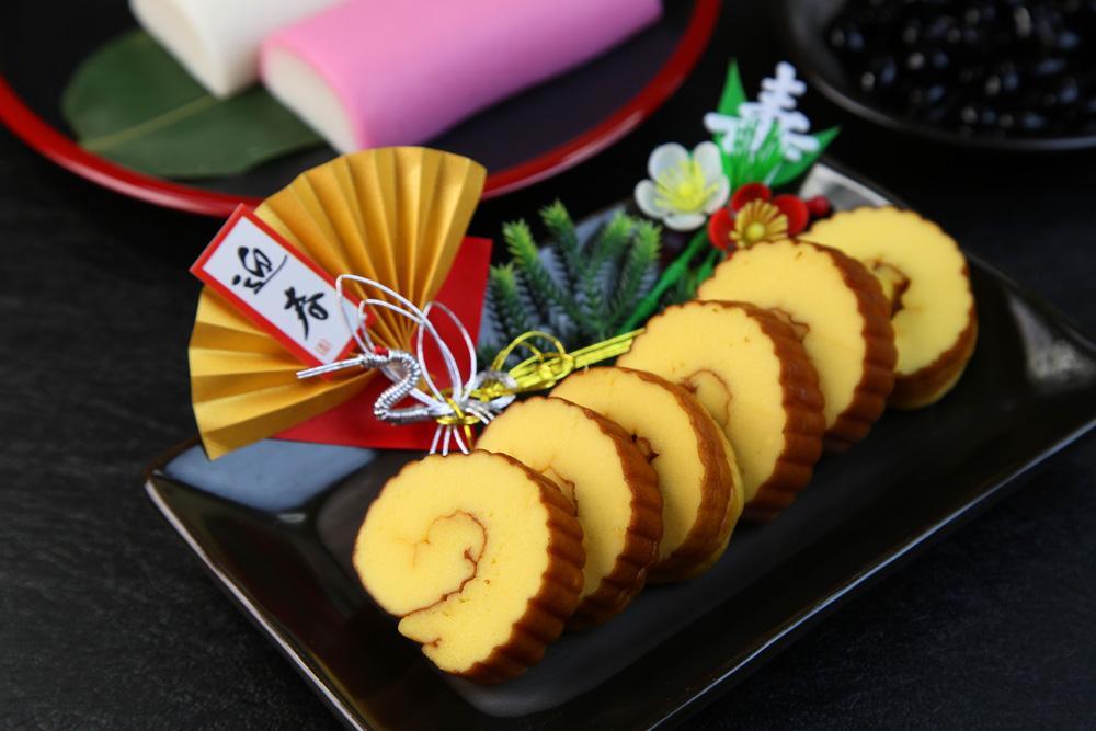 datemaki tamagoyaki per capodanno