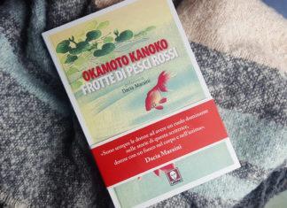libro giapponese Okamoto Kanoko Frotte di pesci rossi