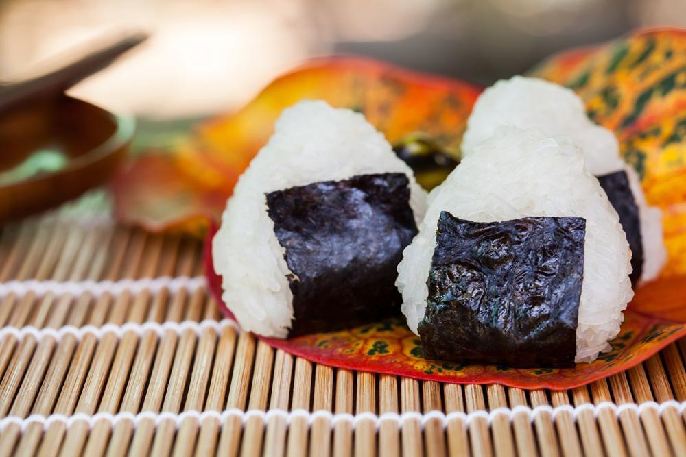 onigiri ricetta polpette di riso giapponesi merenda