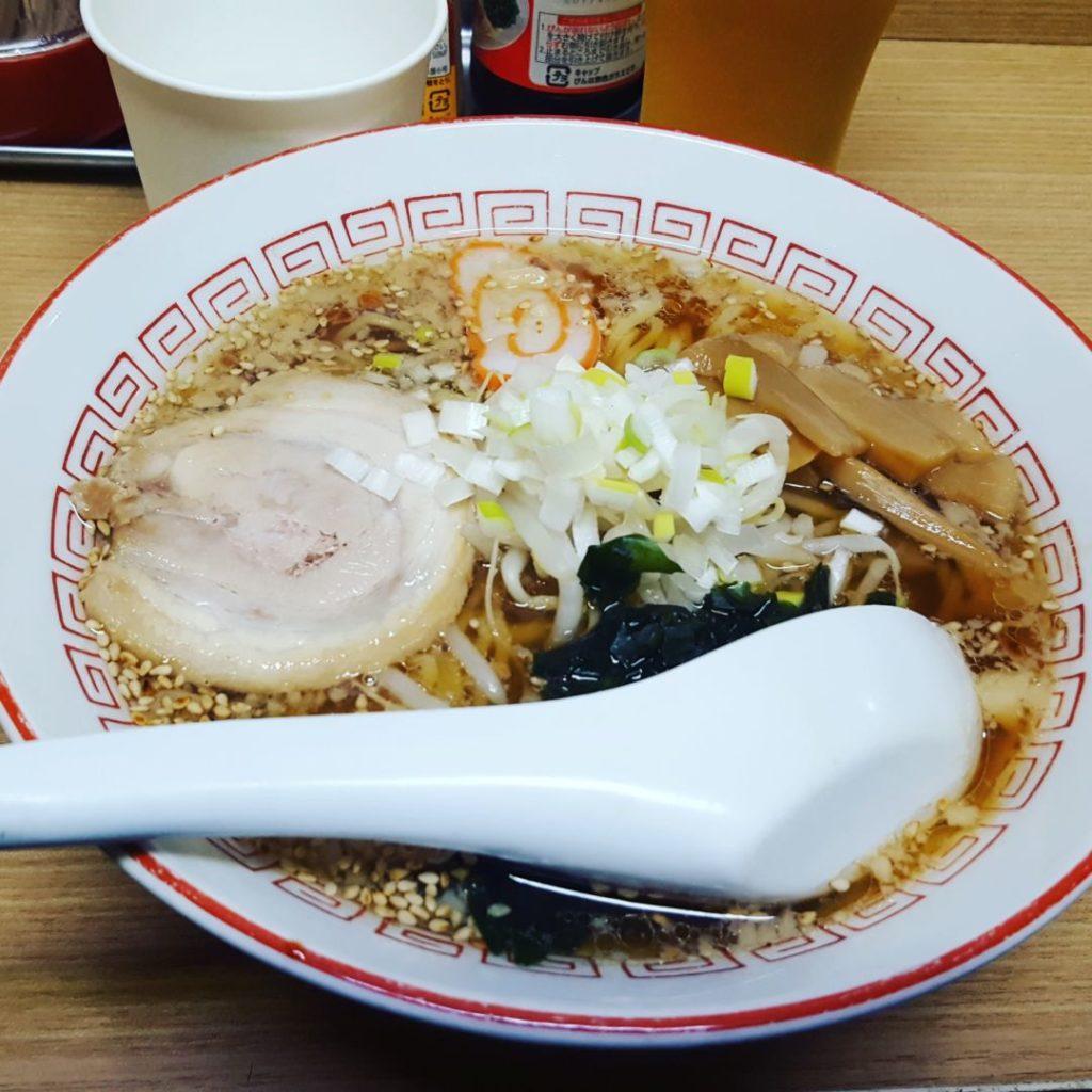 shoyu ramen ricetta