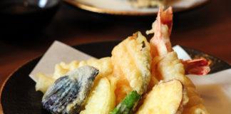 tempura pesce verdure fritto giapponese ricetta