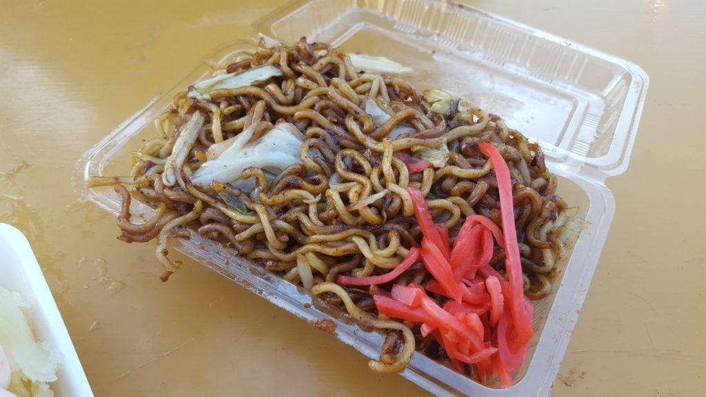 yakisoba ricetta