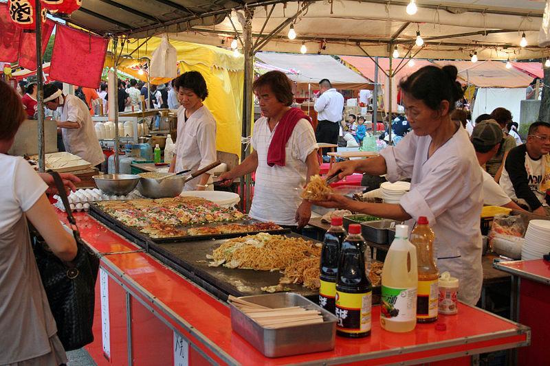 ricetta yakisoba pasta saltata giapponese yaki soba