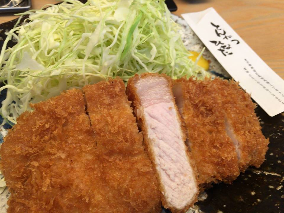 tonkatsu ristorante tokyo
