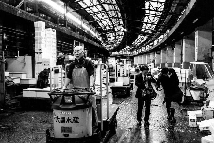TOKYO TSUKIJI. Fotografie di Nicola Tanzini @ Genova
