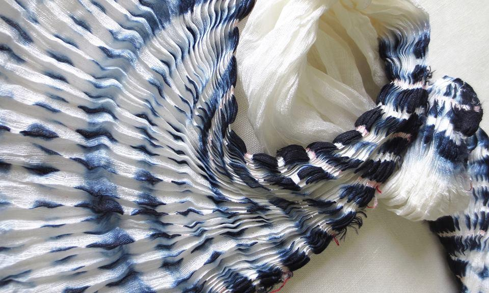 Workshop di Shibori tecniche base @ Milano