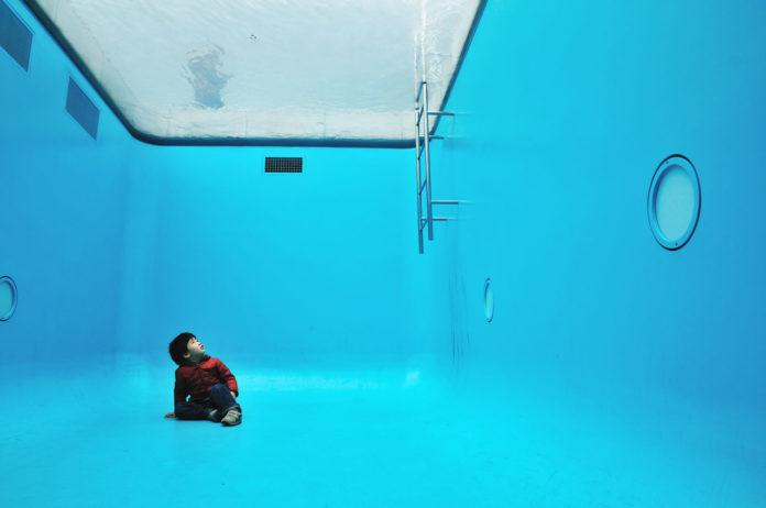 finta piscina kanazawa museo arte moderna