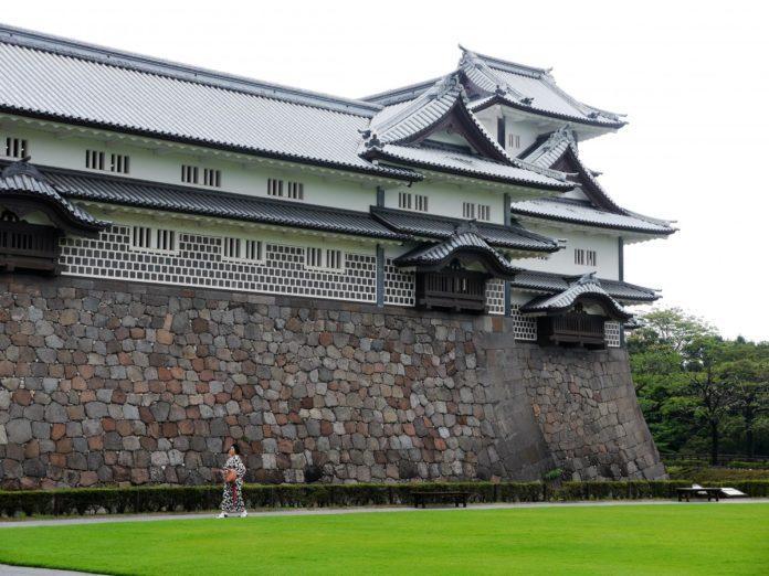 kanazawa castello foto instagram