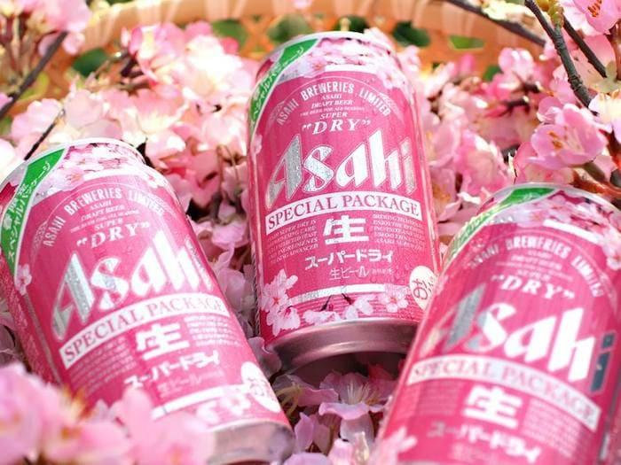 sakura beer asahi