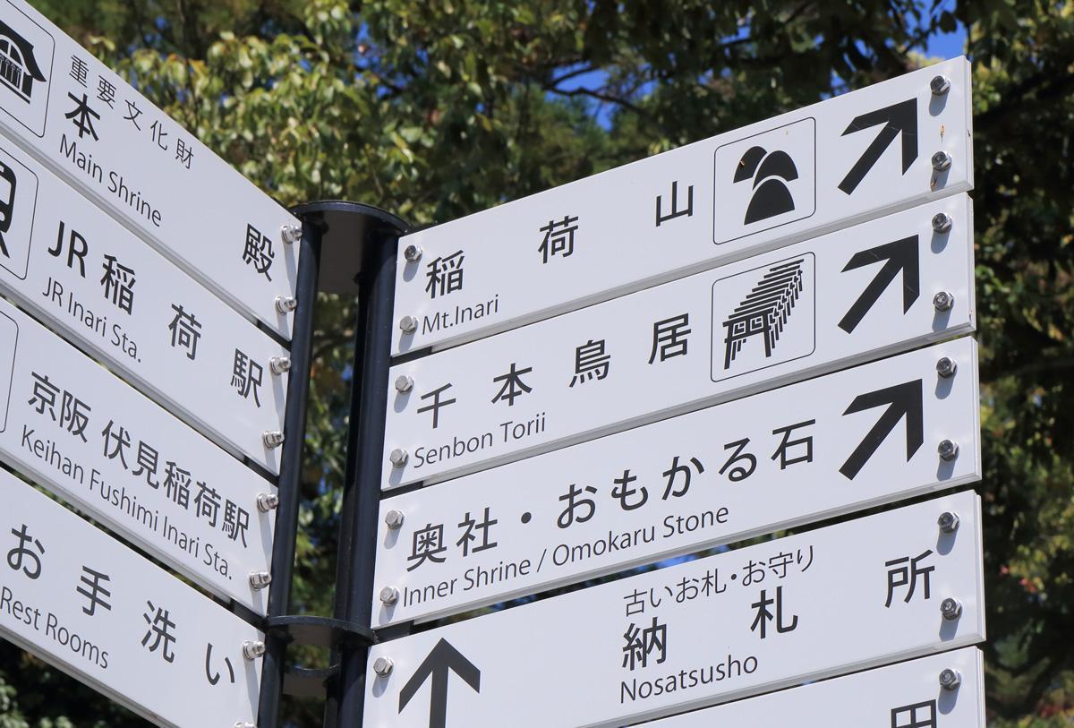 simboli mappe giapponesi come cambiano
