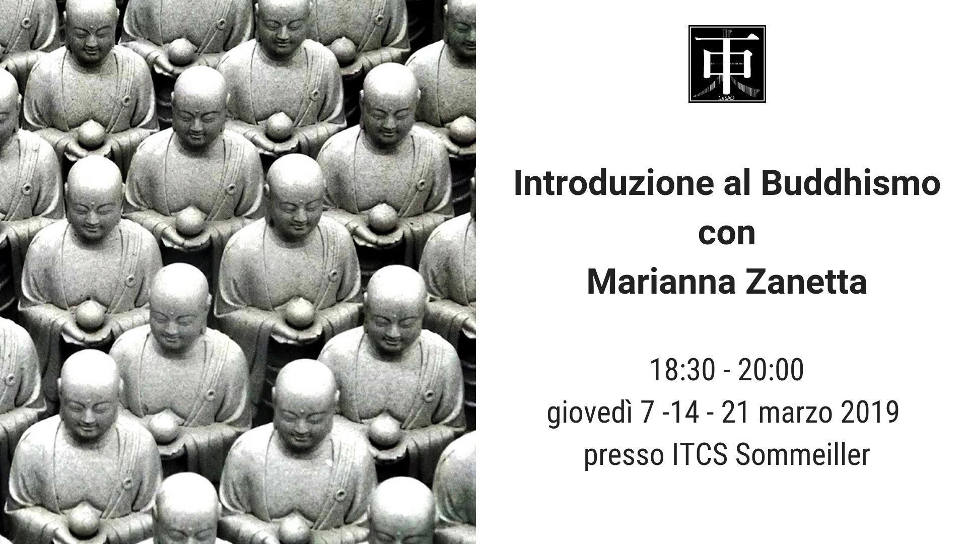 Introduzione al Buddhismo @ Torino