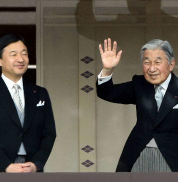 trono takamikura abdicazione imperatore giapponese cerimonia naruhito