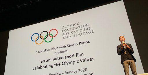 studio ponoc olimpiadi