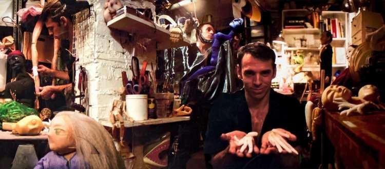 Conferenza Marionette e dogugaeshi di Basil Twist @ Roma