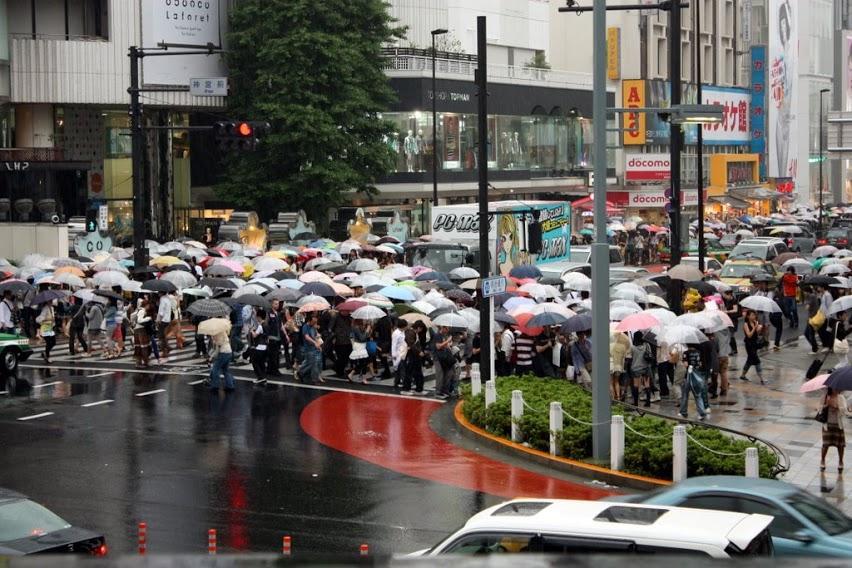 tsuyu stagione delle piogge in giappone