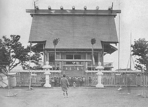 Tōkyō Shōkonsha – 1873