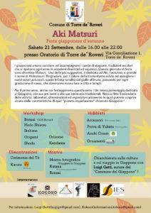 Aki Matsuri 2019 @ Torre de'Roveri(BG)