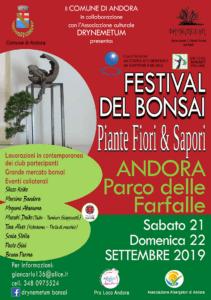 Festival del Bonsai ad Andora @ Andora (SV)