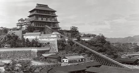 castello himeji restauro storico