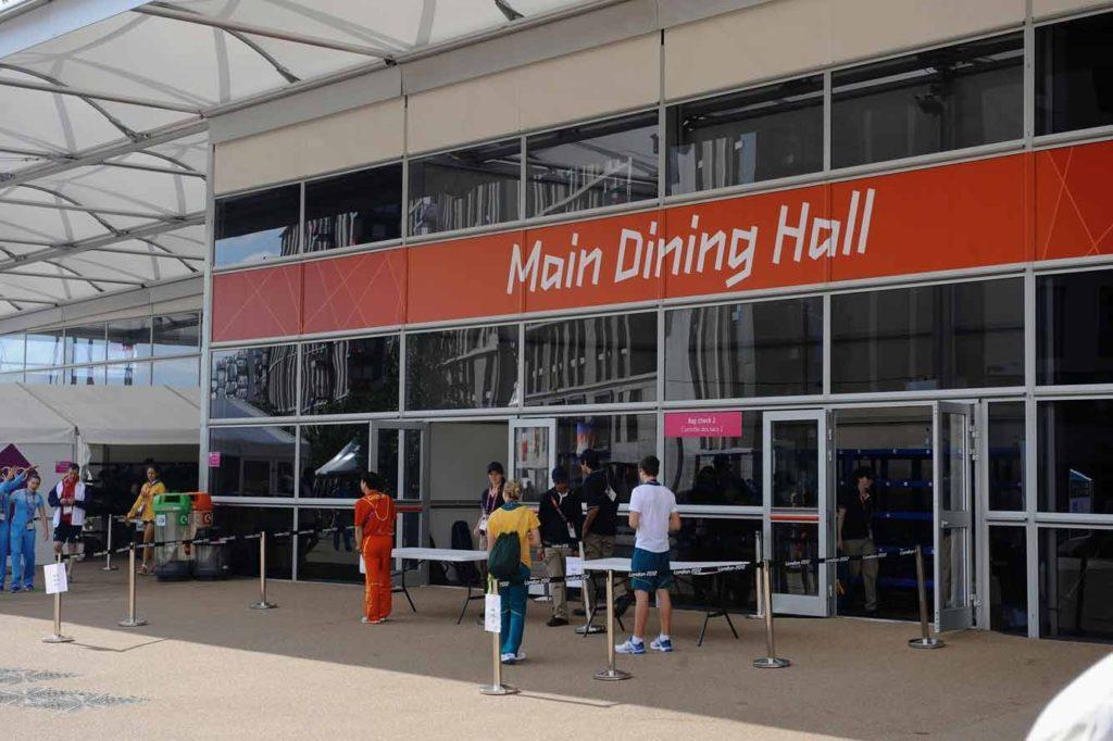 pasti cibo olimpiadi