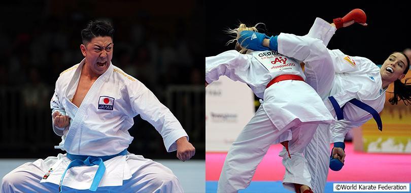 karate nuovi sport olimpici