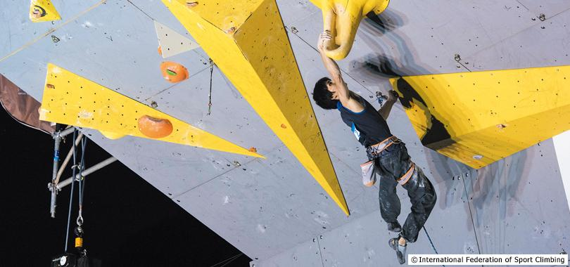 arrampicata sportiva nuovi sport olimpici