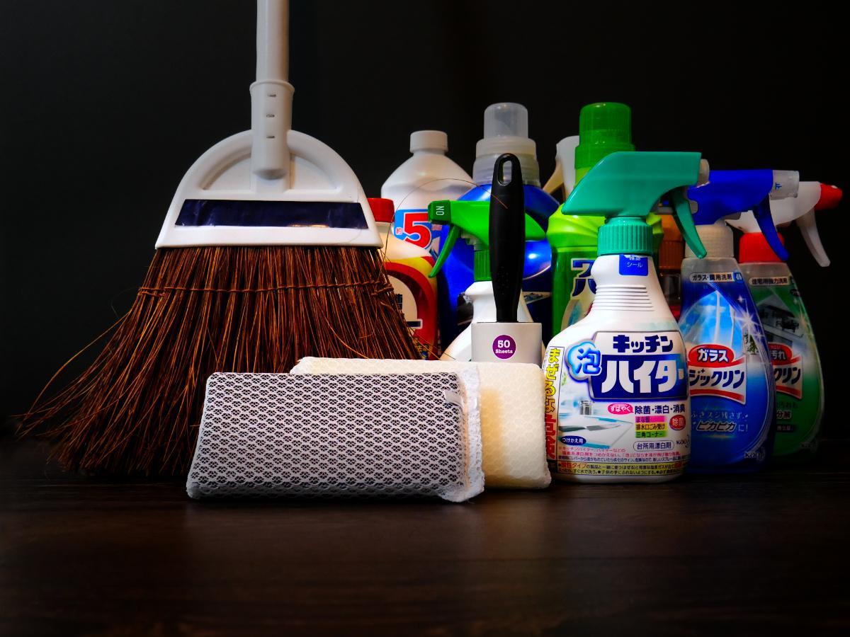 osoji grandi pulizie fine anno giapponesi
