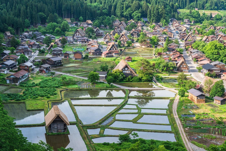 guida shirakawa go visitare