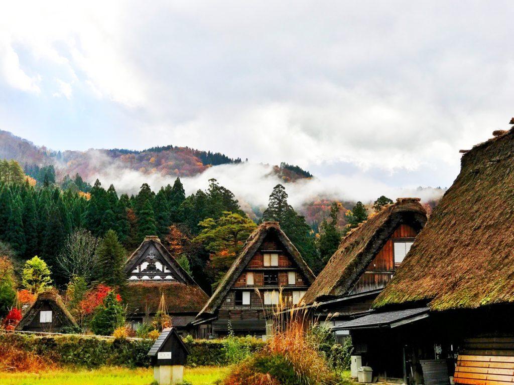 visitare shirakawa go