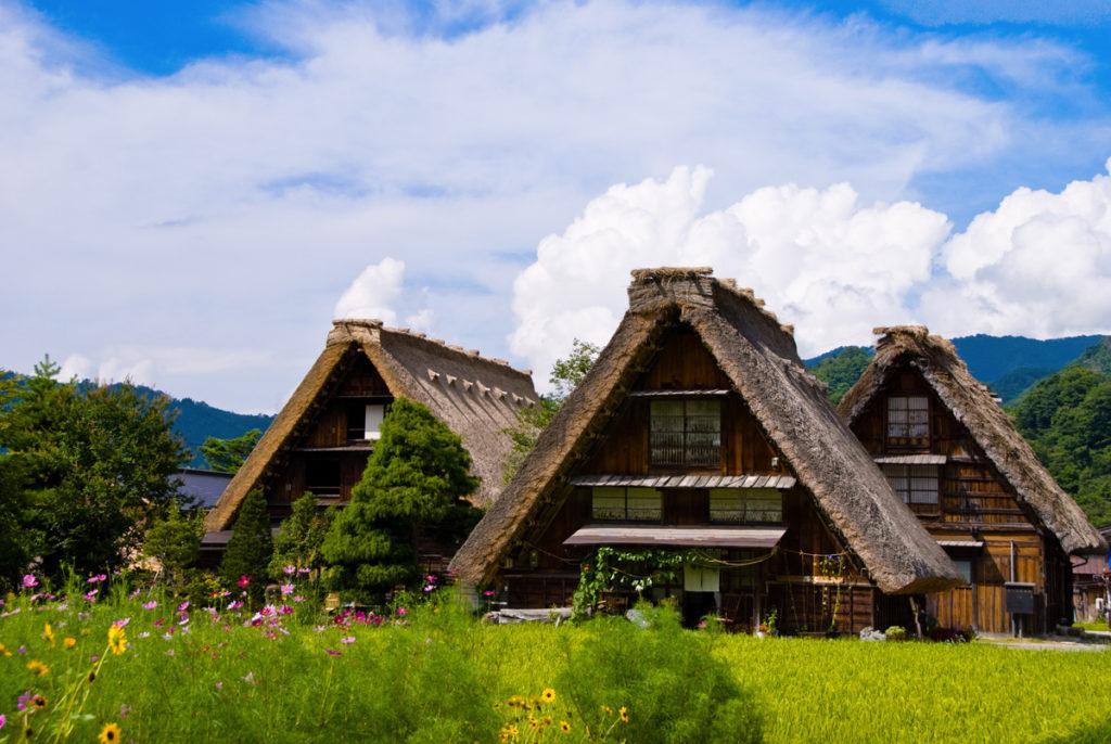 guida di viaggio shirakawa go