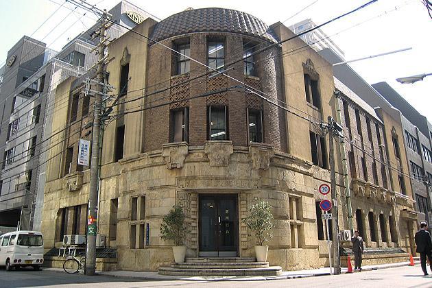 palazzo shibakawa guida osaka