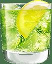 japanese gin & tonic