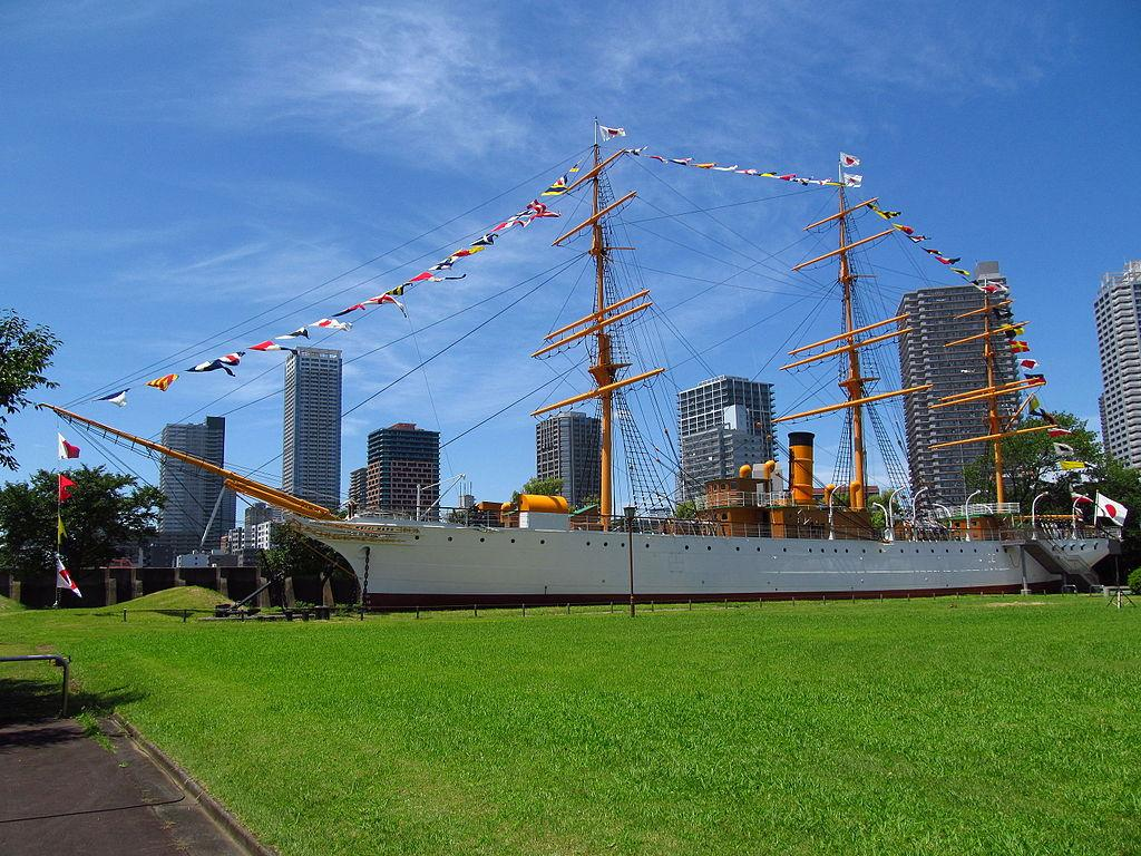festa del mare umi no hi - meiji maru la nave del viaggio che ispira questa festa